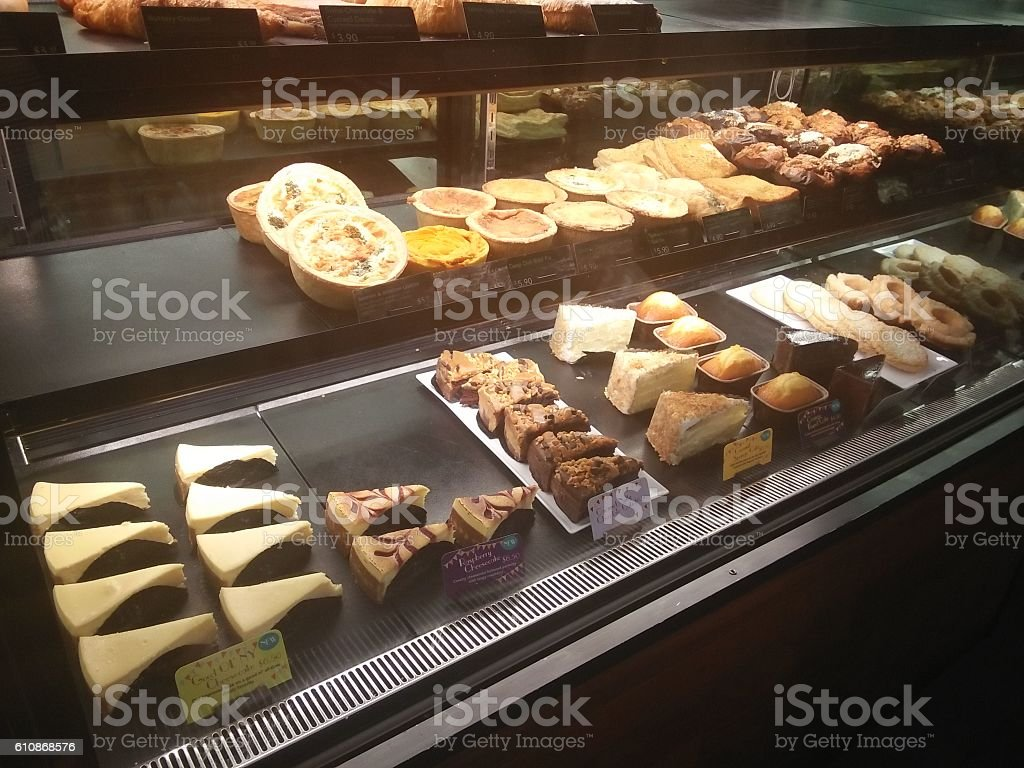 Assorted Pastries! stock photo