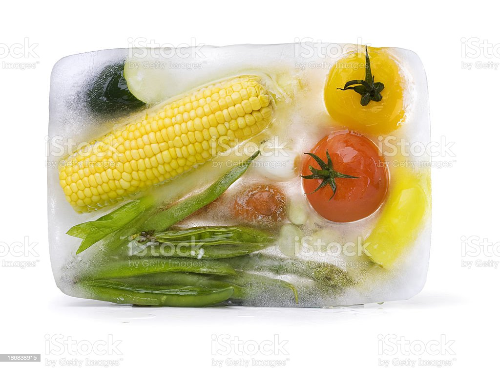 assorted vegetables stock photo