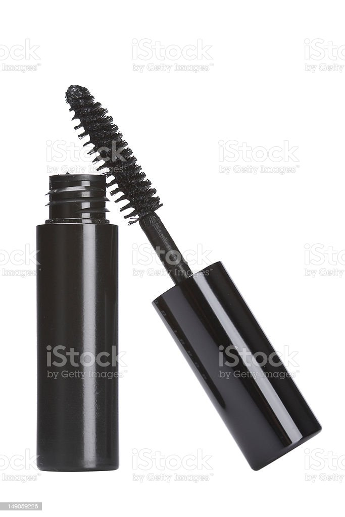 Assortment of makeups stock photo