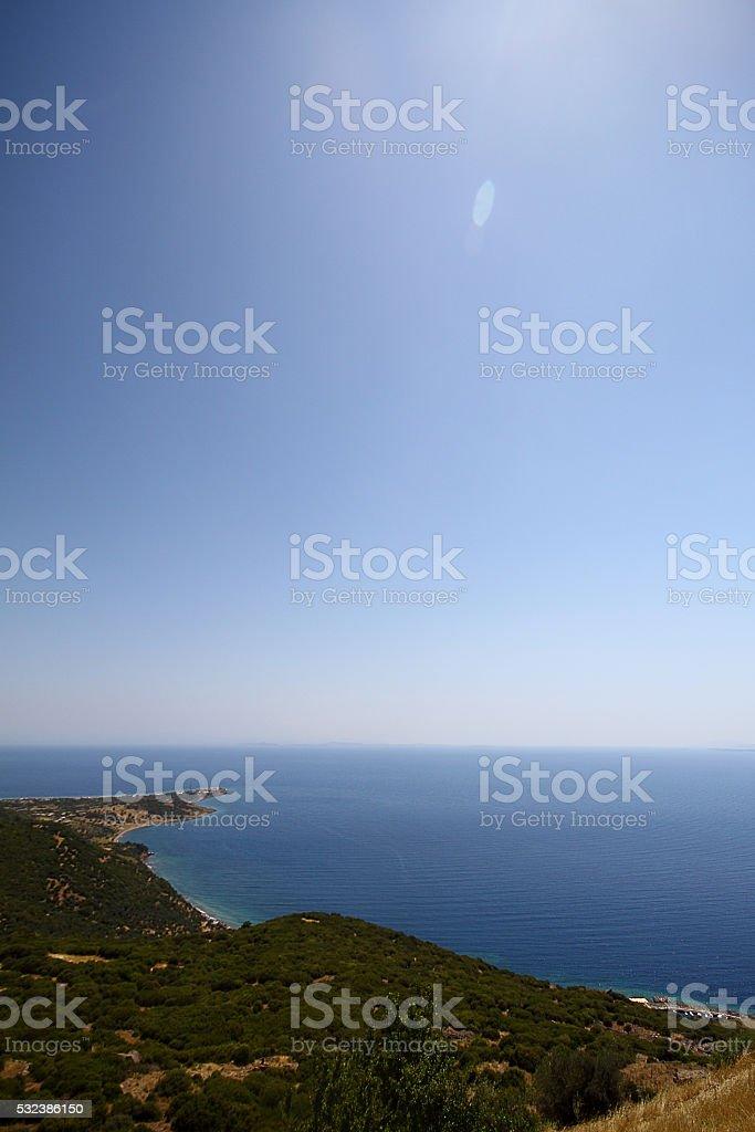 Assos stock photo