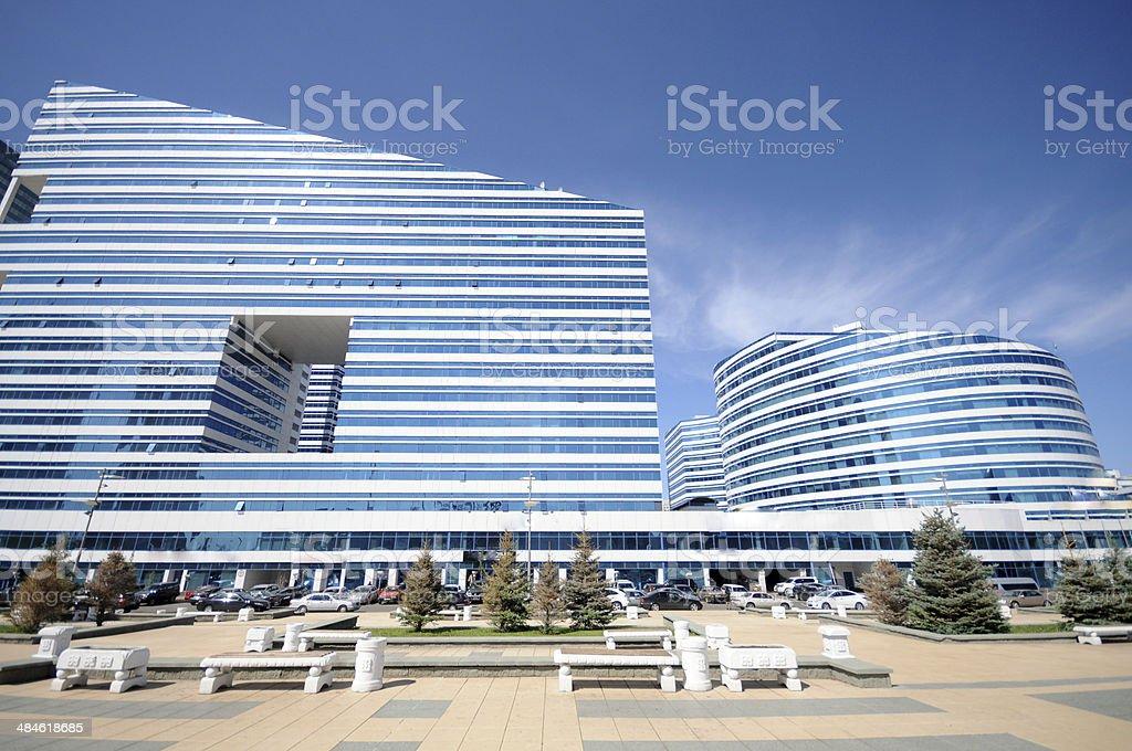 Astana - Buildings stock photo