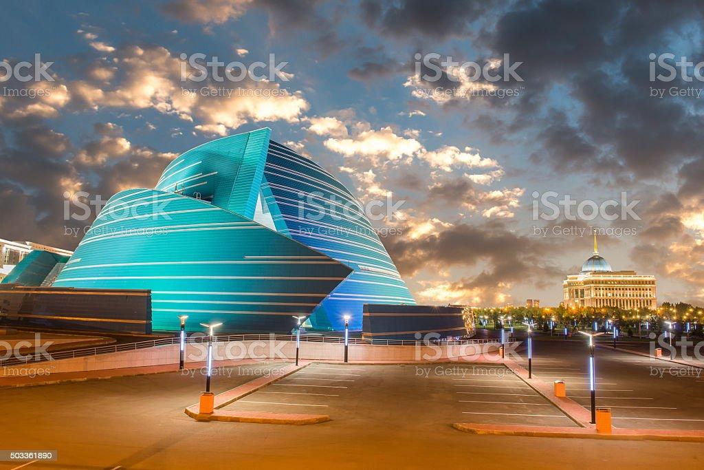 Astana, Kazakhstan stock photo