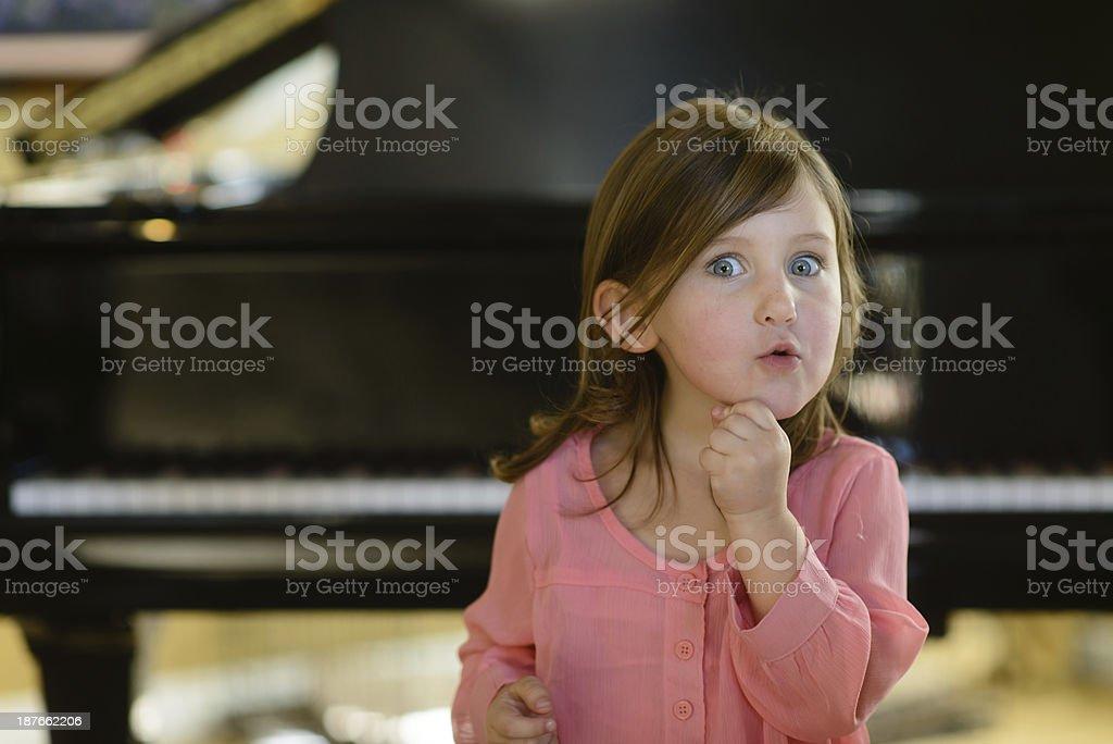 Astonishing Music royalty-free stock photo