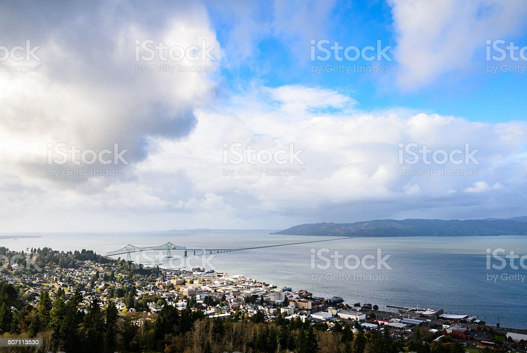 Astoria stock photo