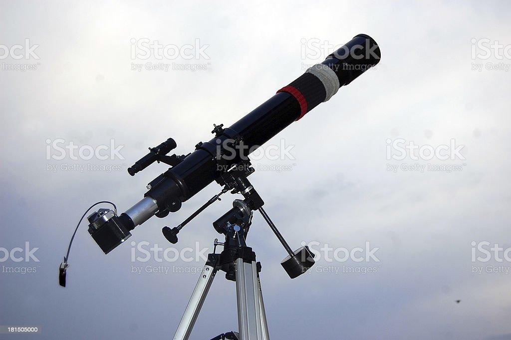 Astrograph stock photo