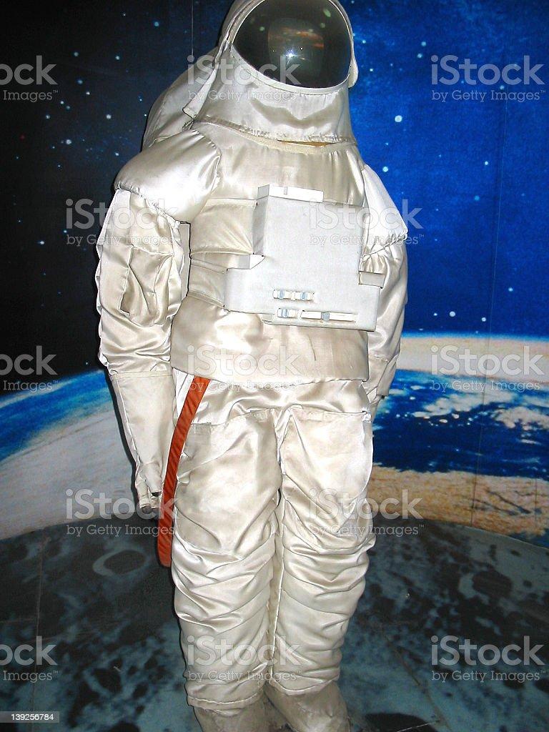 Astronaut royalty-free stock photo
