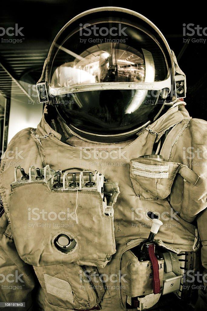 Astronaut Space Suit stock photo