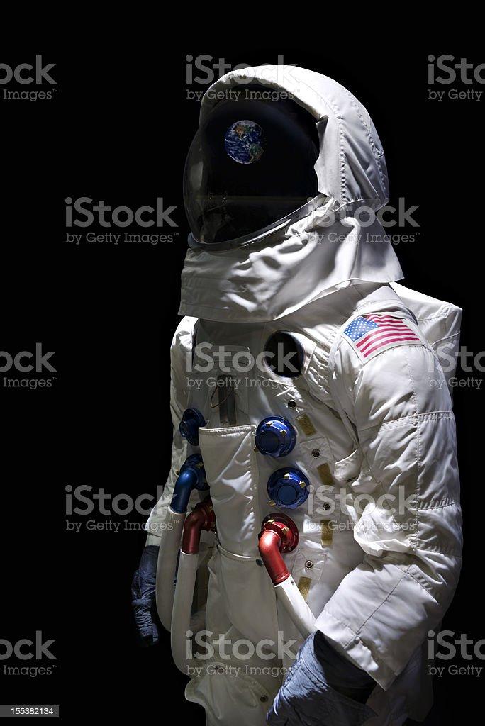Astronauts stock photo