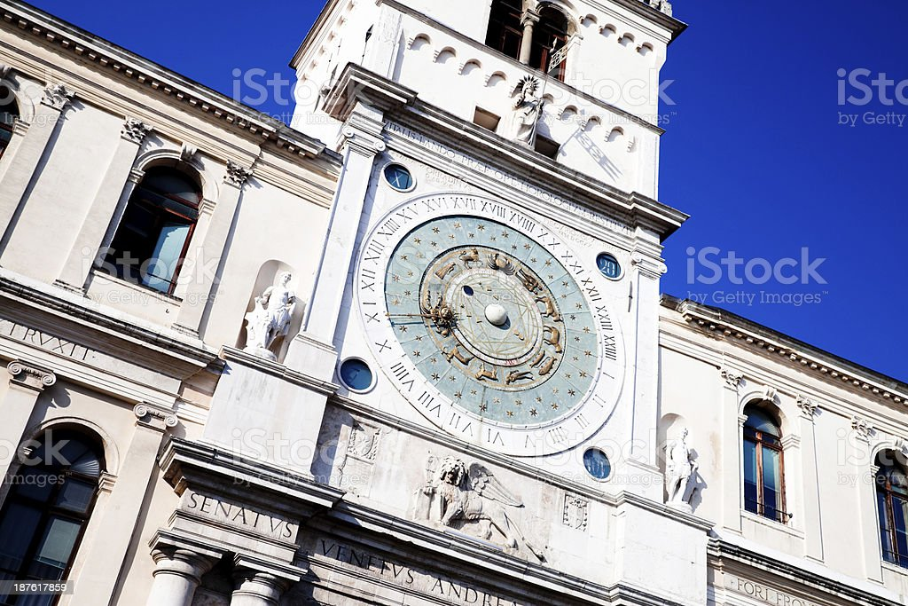 Astronomical Clock royalty-free stock photo