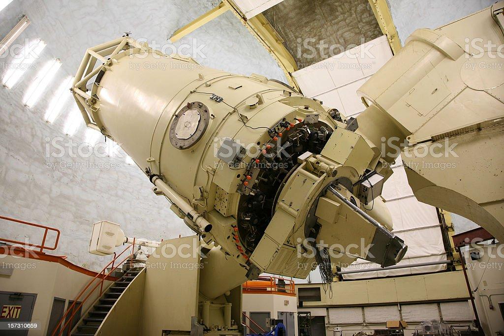 Astronomy Observatory Telescope stock photo