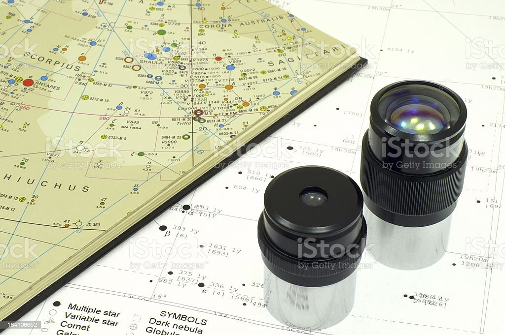 Astronomy royalty-free stock photo