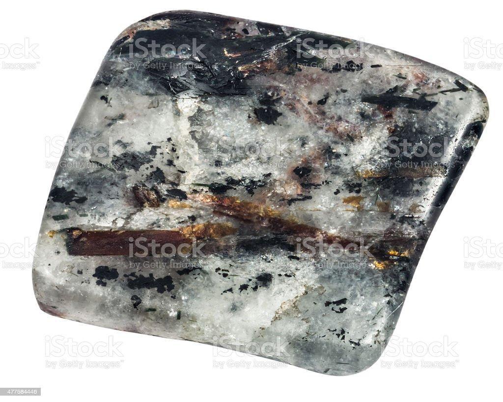 astrophyllite stock photo
