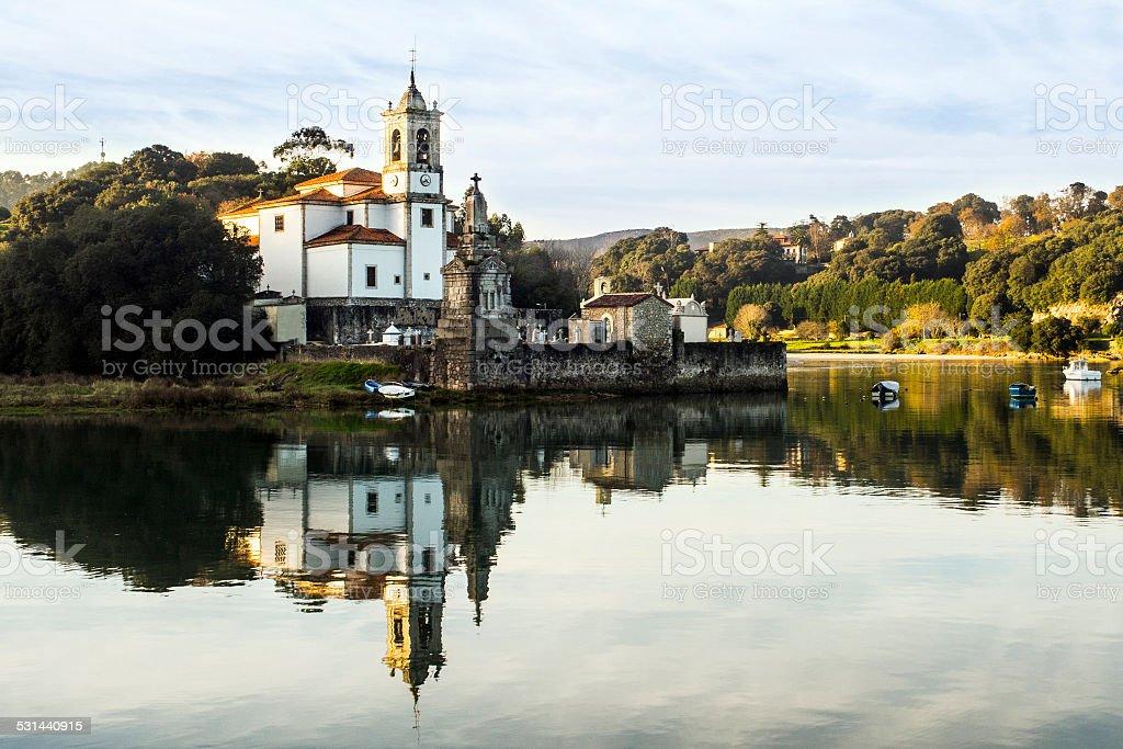 Asturias Landscapes stock photo