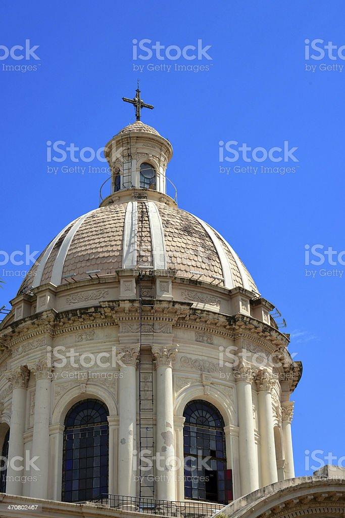 Asunci?n, Paraguay: the National Pantheon stock photo