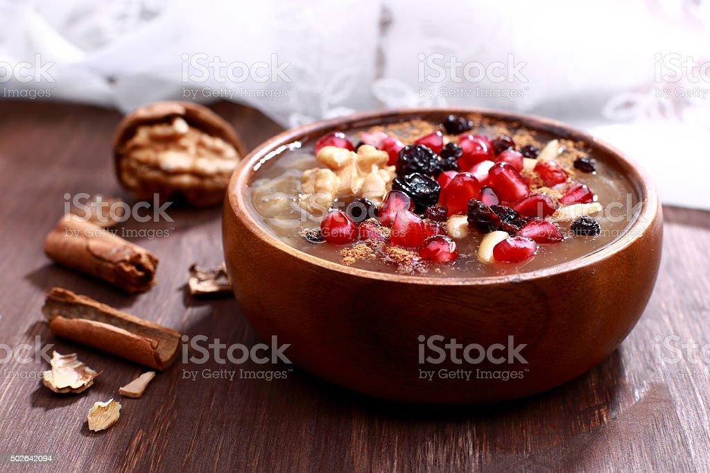 Asure/dessert stock photo