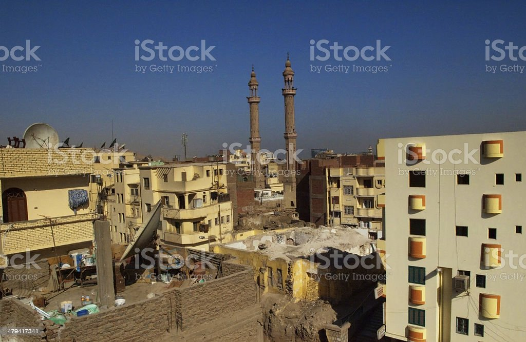 Aswan, Egypt royalty-free stock photo