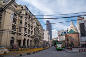 at Plaza Sta Cruz st, Manila , Philippines