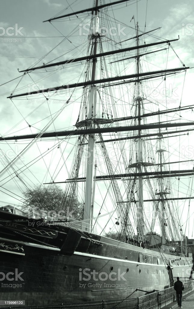 En el mar... stock photo