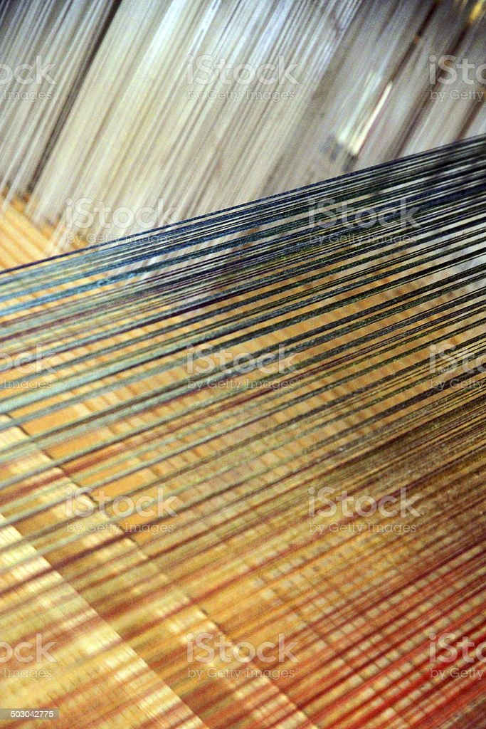 At the Loom stock photo