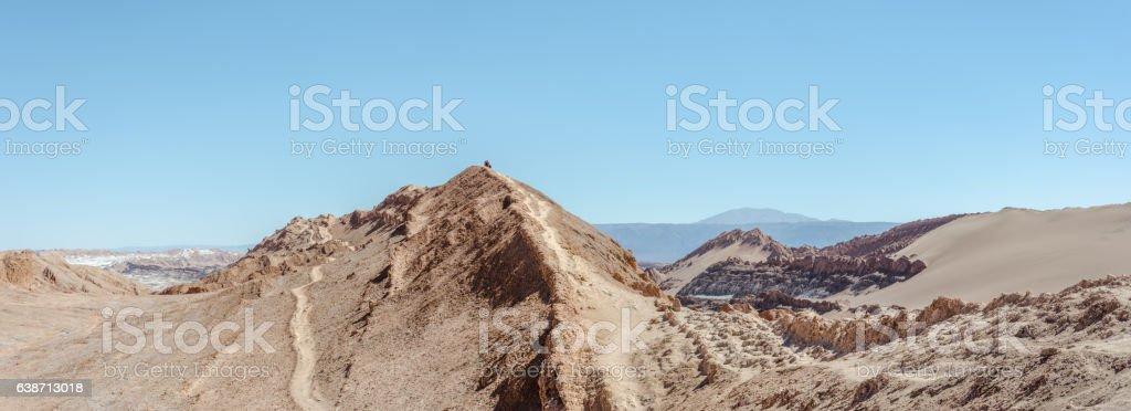 Atacama Desert, Chile. stock photo