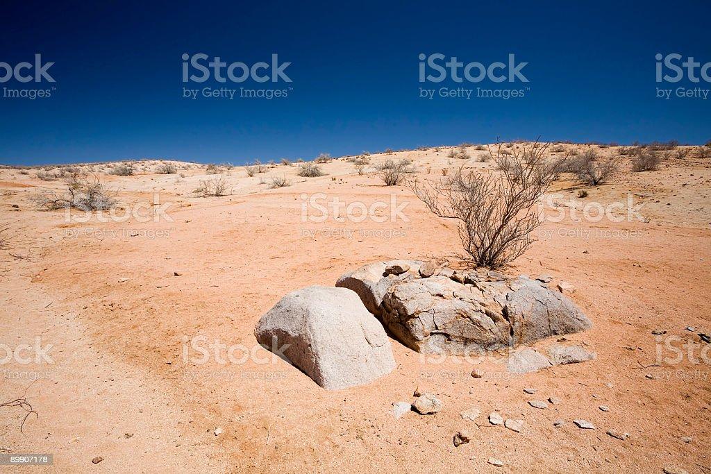 Atacama Landscape, Chile stock photo