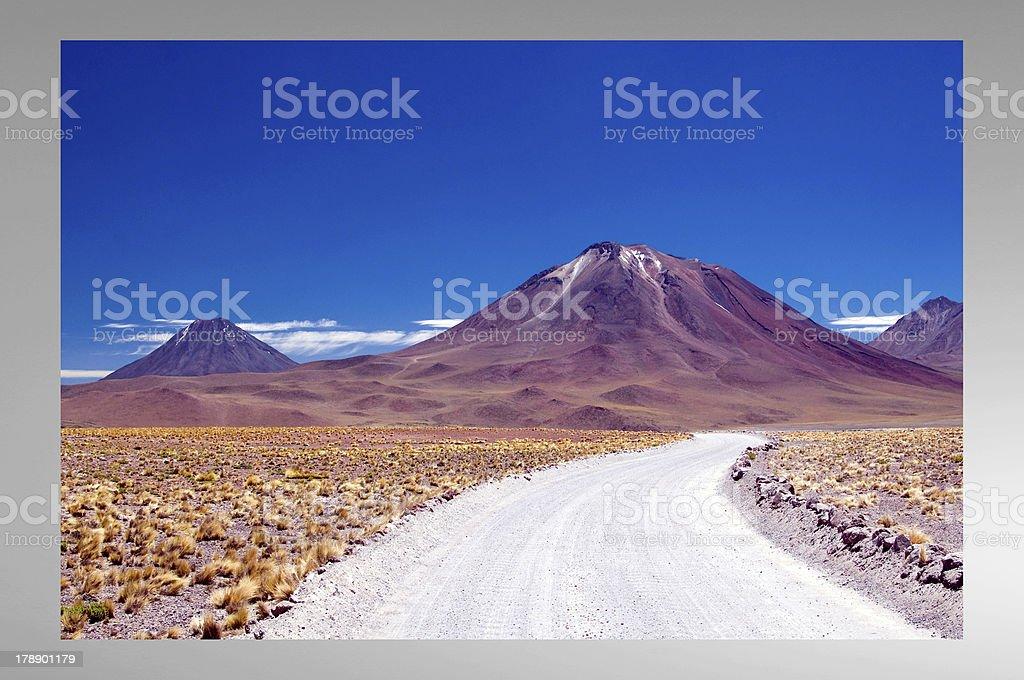 Atacama royalty-free stock photo