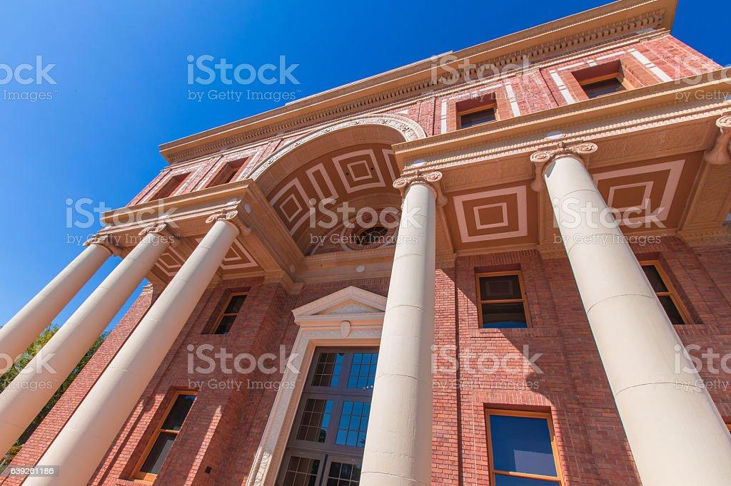 Atascadero City Hall stock photo
