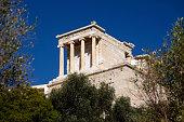 Athena Temple Acropolis