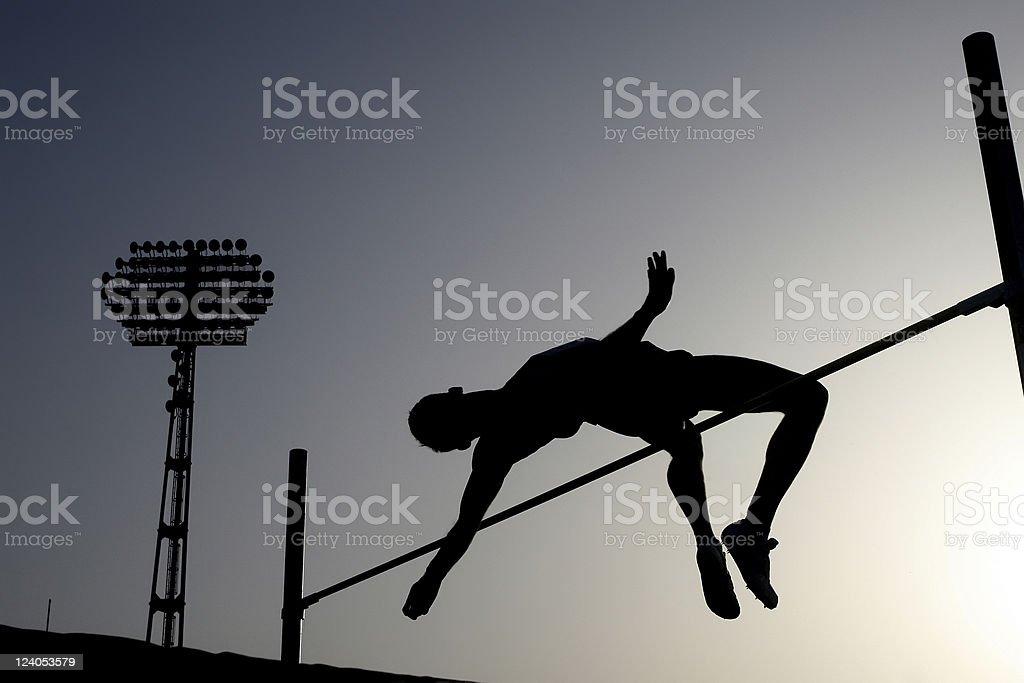 athlete stock photo