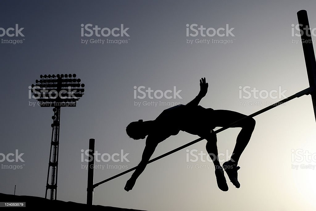 athlete stock photo