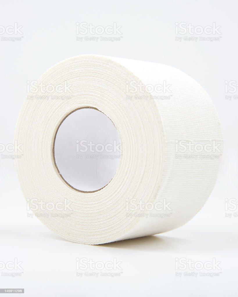 Athletic tape stock photo