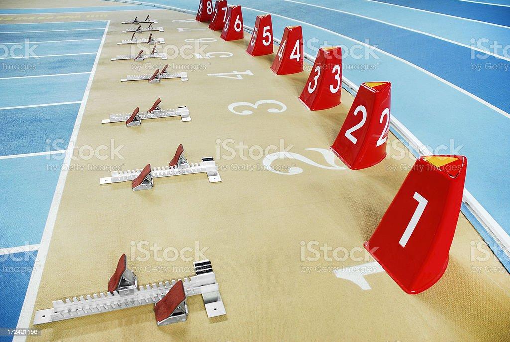 Athletics Championship royalty-free stock photo