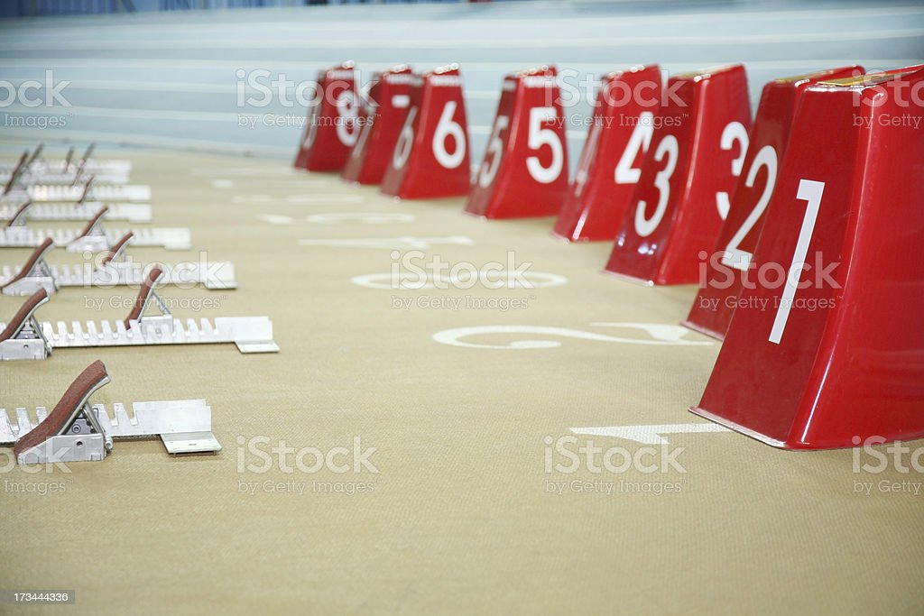 Athletics Championship royalty-free stock photo
