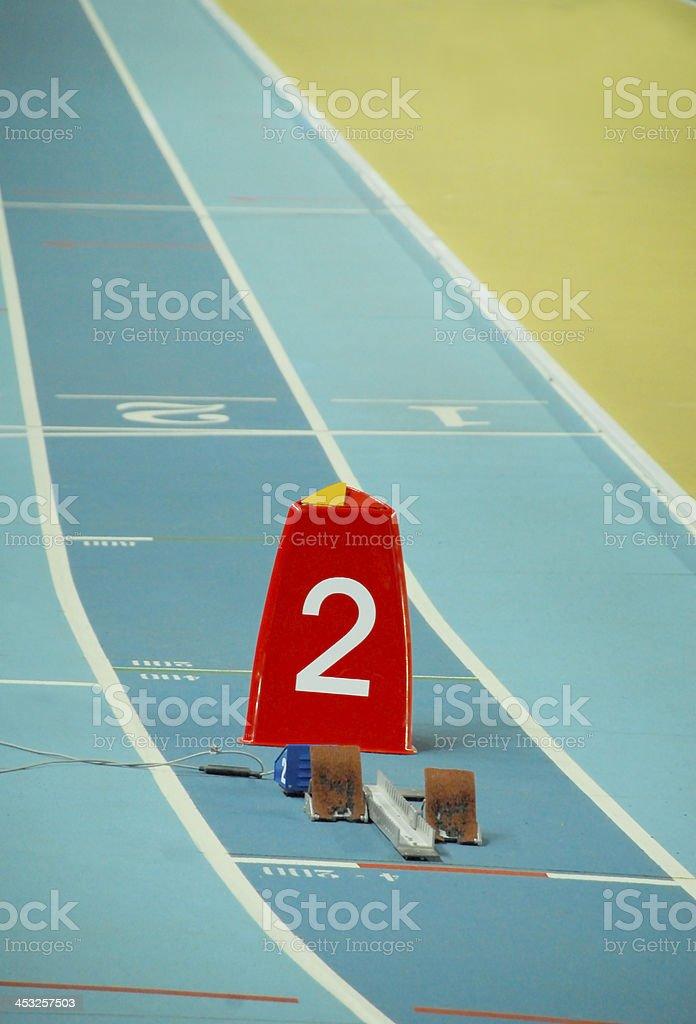 Athletics royalty-free stock photo