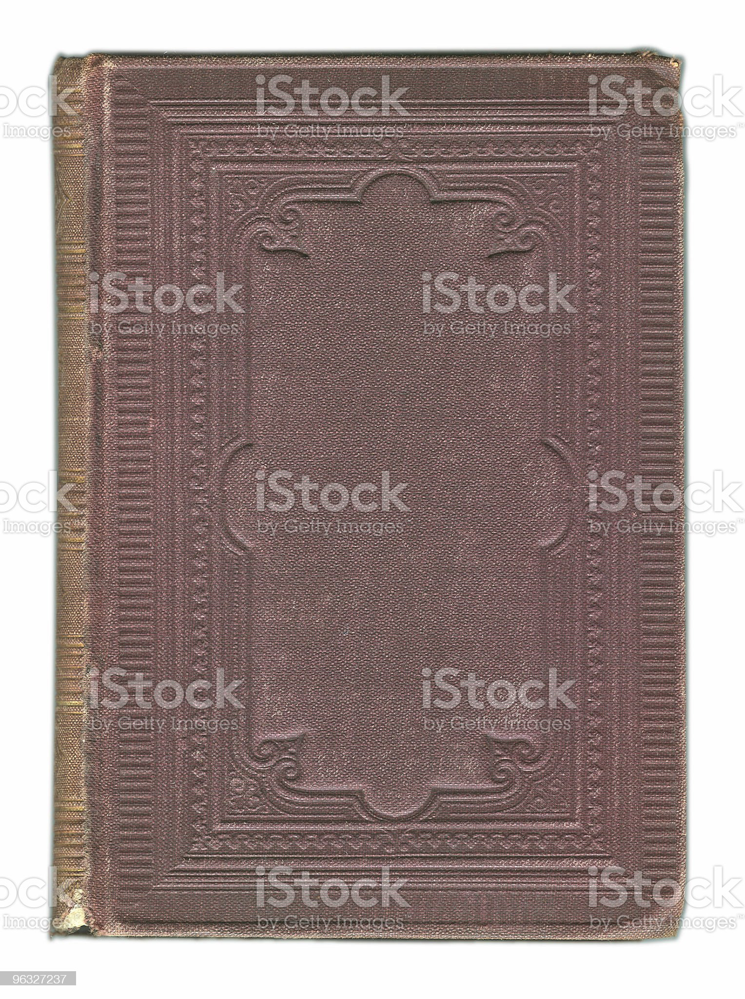 Atique book cover royalty-free stock photo
