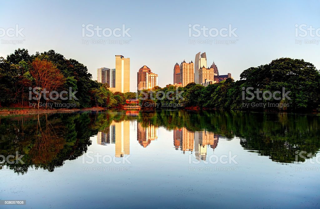 Atlanta, Georgia stock photo