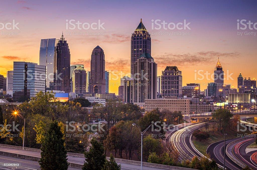 Atlanta, Georgia stock photo