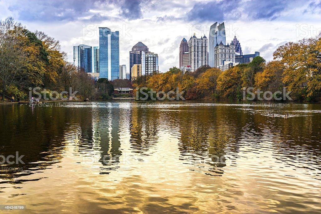 Atlanta, Georgia, USA. stock photo