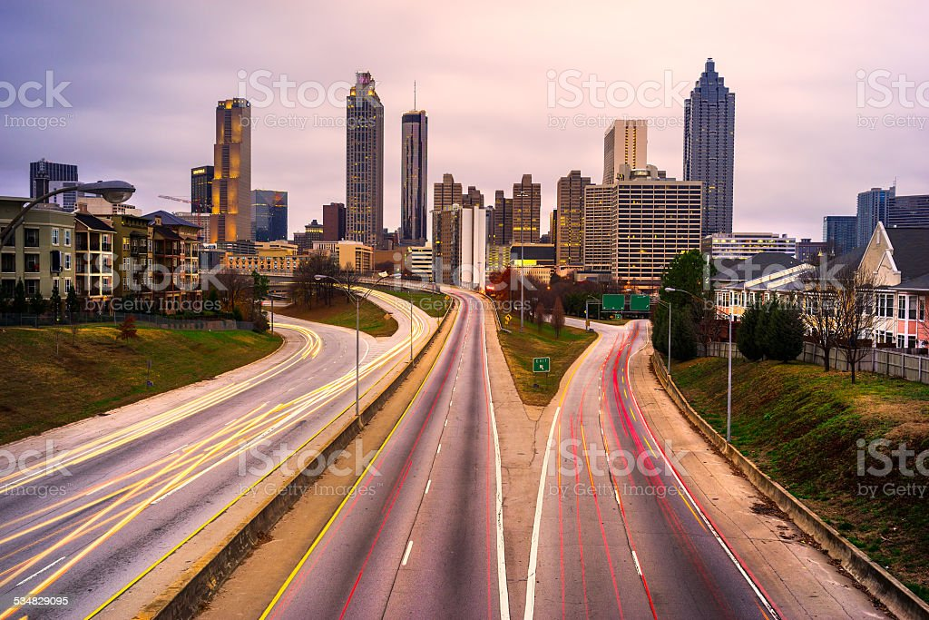 Atlanta, Georgia, USA – Foto