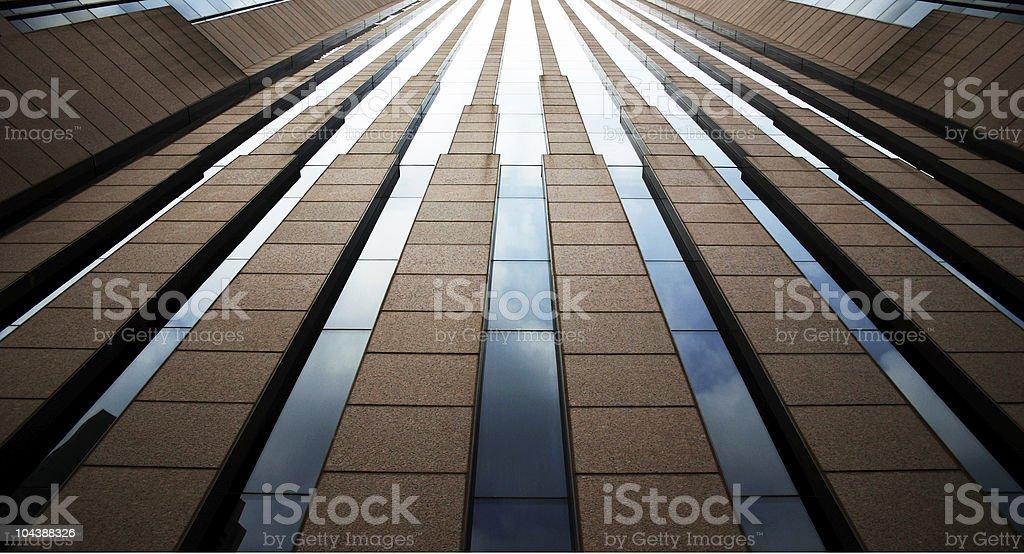 Atlanta_abstract royalty-free stock photo