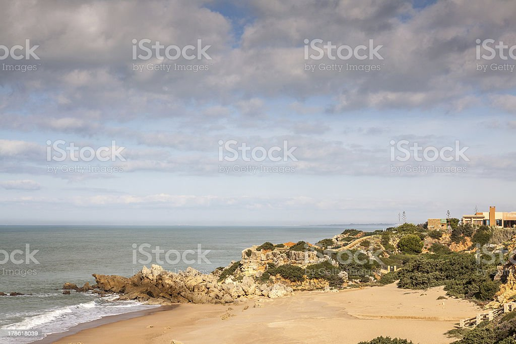 Atlantic Beach stock photo
