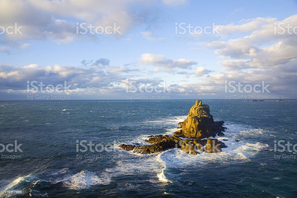 atlantic ocean royalty-free stock photo