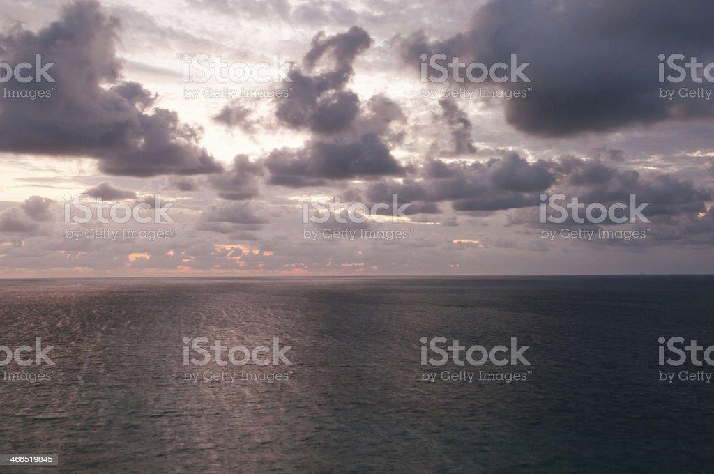 Atlantic Ocean stock photo