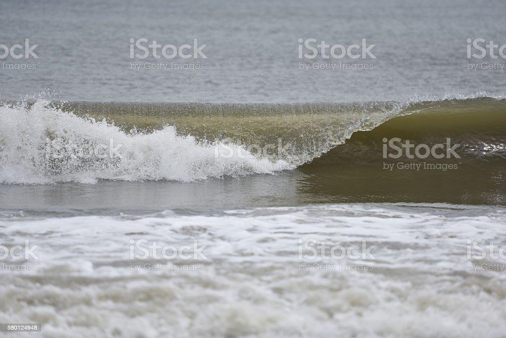 Atlantic Ocean Wave stock photo