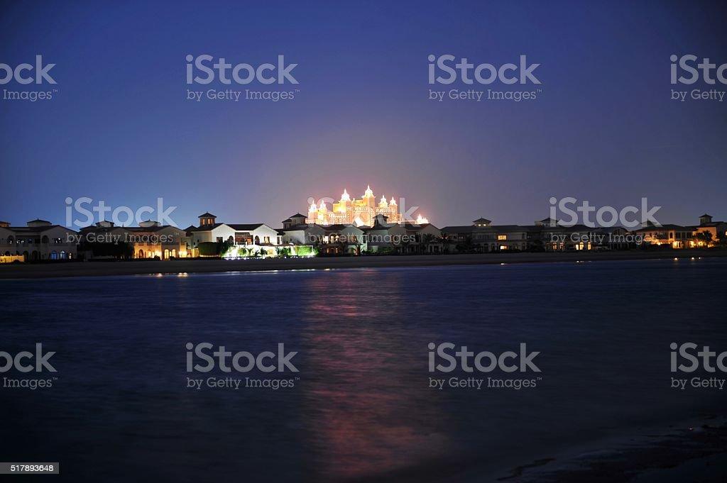 Atlantis The Palm Jumeirah stock photo