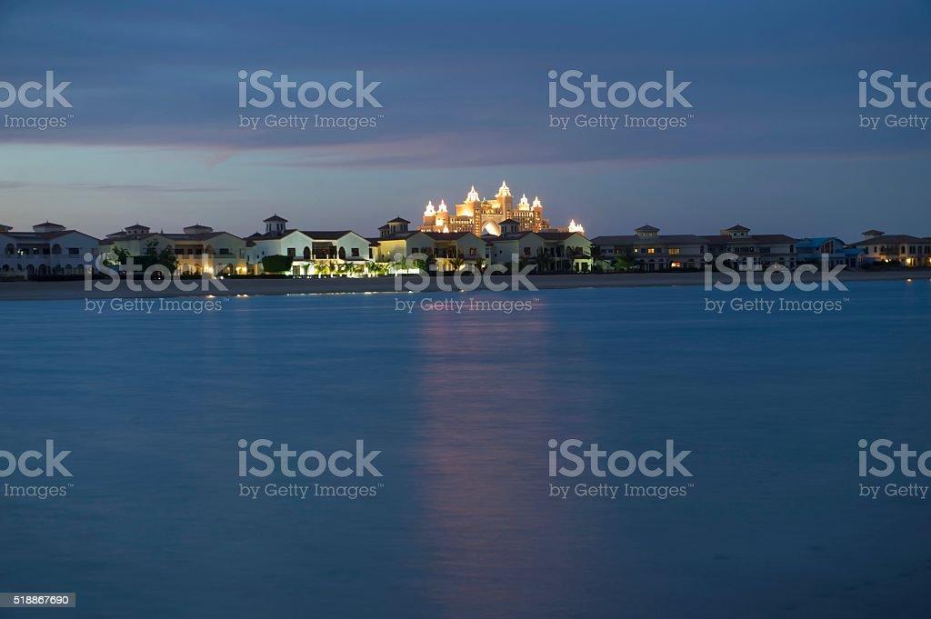Atlantis - The Palm Jumeirah stock photo