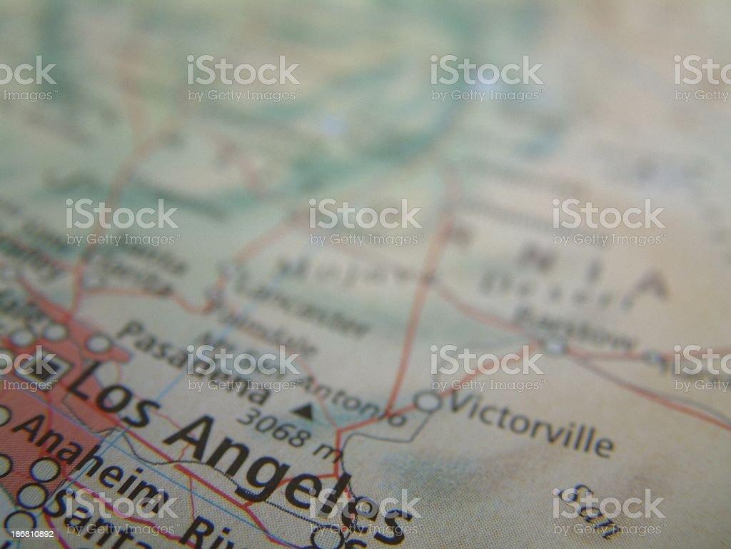 Atlas- LA 2 royalty-free stock photo