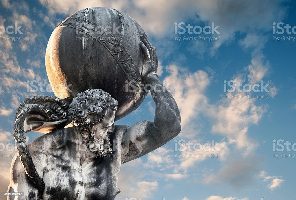Atlante stock photo