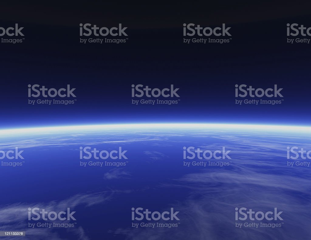 Atmosphere 1 stock photo