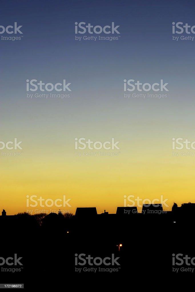 Atmosphere - Urban royalty-free stock photo